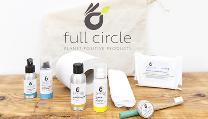 Full Circle Eco-Friendly Hygiene Pack