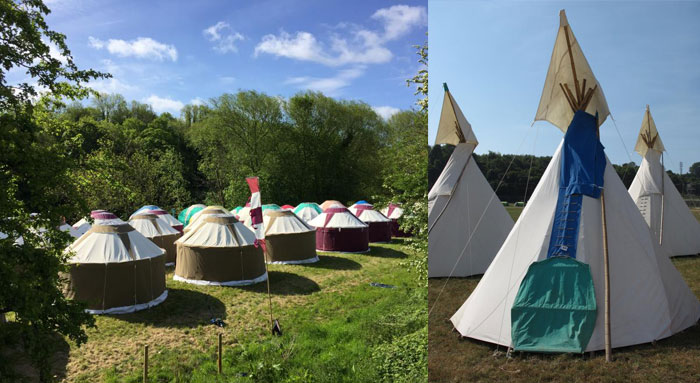 Hearthworks Tipis & Yurts