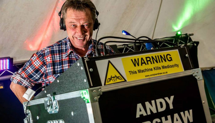 Andy Kershaw's Global Dance Party