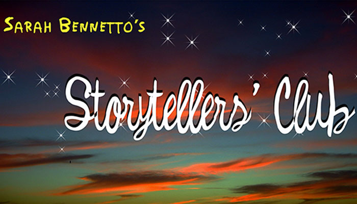 Sarah Bennetto's Storytellers' Club
