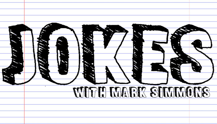 Jokes with Mark Simmons